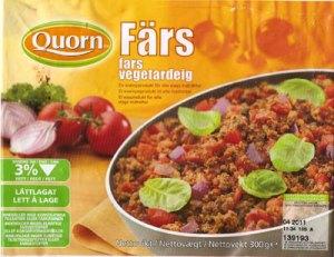 Quorn fars