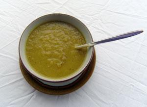 Grøntsags-karrysovs
