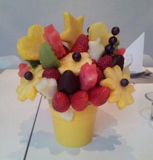 frugtdekoration